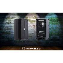 "AUDIOPHONY NOVA-10A Aktivlautsprecher 10""/200W, DSP/BT/TWS"