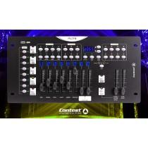 CONTEST PILOT8 DMX-Mixer/Controller 8x8