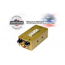WHIRLWIND podDI - Passive Mix/DI-Box für Liniensignale