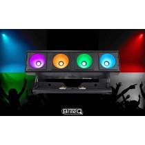 BRITEQ POWERPIXEL4-RGB COB-LED-Projektor 120W