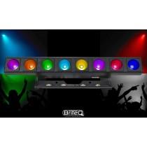 BRITEQ POWERPIXEL8-RGB COB-LED-Projektor 240W