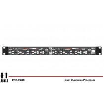 HILL AUDIO RPD-2200 Dual Dynamic Prozessor