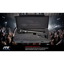 JTS RU-G3TH UHF Kondensator-Handmikrofon mit Cardioid/Nierencharakteristik