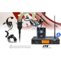 COUNTRYMAN RU8011-CIB Prof. 1-Kanal UHF-System Streichinstrumente/Bass/Cello