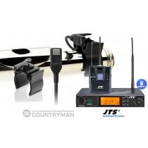 COUNTRYMAN RU8011-CIF Prof. 1-Kanal UHF-System Flöte/Querflöte