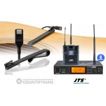 COUNTRYMAN RU8011-CIG Prof. 1-Kanal UHF-System Akustik/Klassik/Western-Gitarre