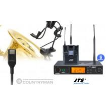 COUNTRYMAN RU8011-CIS Prof. 1-Kanal UHF-System Sax/Brass/Blasinstrumente