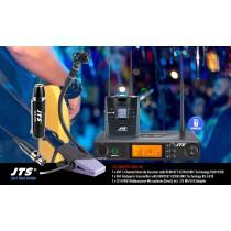 JTS RU8011-CX08 SET 1-Kanal UHF-System mit CX-508W Multipurpose-Mikrofon