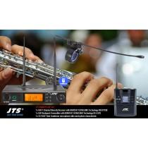 JTS RU8011-CXF SET 1-Kanal UHF-System für Flöte/Querflöte