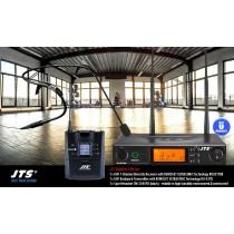 JTS RU8011-SPB SET 1-Kanal UHF-System für Sport/Fitness-Instruktoren