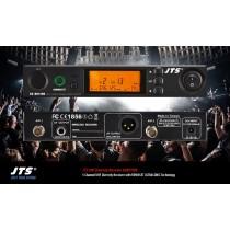 JTS RU-8011DB 1-Kanal UHF True Diversity Empfänger mit REMOSET-U