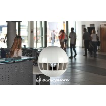 AUDIOPHONY SHP-820 ELA-Decken-Rundstrahler 2-Weg-System 20W/100V