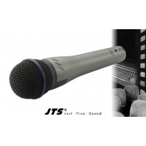 JTS SX-8S Professionelles dynamisches Mikrofon - Nierencharakteristik, On/Off