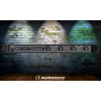 AUDIOPHONY Ti-154 4-Kanal Digital-Endstufe 4 x 150W RMS