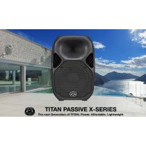 WHARFEDALE TITAN X15 Passives Lautsprechersystem 400W/800W