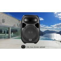 WHARFEDALE PRO TITAN 8A MKII Aktiv Lautsprecher schwarz 180W/360W