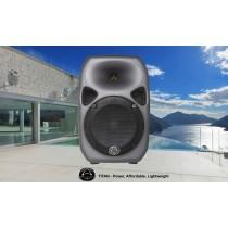 WHARFEDALE PRO TITAN 8A MKII Aktiv Lautsprecher grau 180W/360W