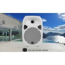 WHARFEDALE PRO TITAN 8 Passiv Lautsprecher weiss 150W/300W/8Ω