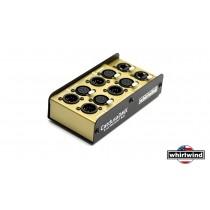 WHIRLWIND CATDUSA DMX-5-PIN 4CH Breakout Box
