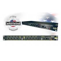 WHIRLWIND DA-2 Audio Mixer/Verteiler für Liniensignale