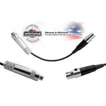 WHIRLWIND MJX4F Adapterkabel für Sennheiser Headsets