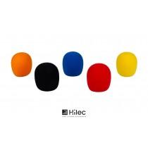 HILEC WINDSCREEN COLOR SET Windschutz-Set mit 5 Farben (5 Stück)