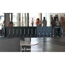 AUDIOPHONY ZONEAMP4120 ELA-Zentrale 4 x 120W/100V