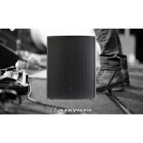 AUDIOPHONY ATOM15Asub Aktiv Subbass DSP/600W/1200W