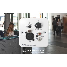AUDIOPHONY WP1 Wandkontroller