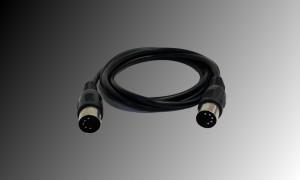 PROJECT MIDI 5-Pol DIN Kabel 180°