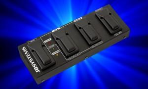 JB SYSTEMS COB4-Control Fussboard zu COB-4 Bar