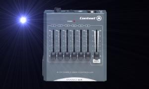 CONTEST MANU-6X 6-Kanal DMX-Mixer