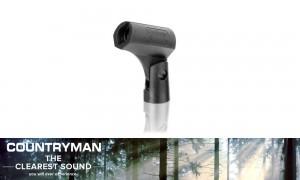 COUNTRYMAN Isomax 4RF Standclip - Mikrofonhalterung