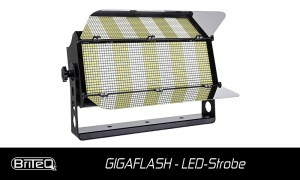BRITEQ GIGAFLASH LED-Strobe