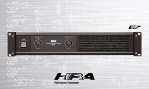 HPA E7 2-Kanal-Endstufe 2 x 1000W