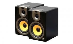 JB SYSTEMS AM50 Aktiv Studiomonitor Set