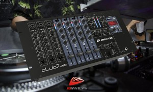 JB SYSTEMS CLUB7-USB - Mixer mit Media-Player