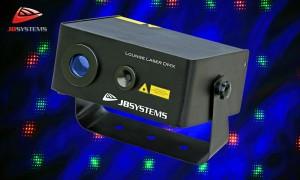 JB SYSTEMS LOUNGELASER-DMX Farblaser mit rotierendem Wassereffekt