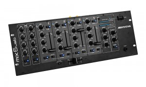 JB SYSTEMS MIX-6 USB Mixer