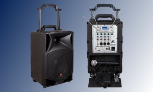 JB SYSTEMS PPA-101 Multifunktionales portables PA-System - Code 326110