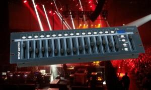 JB SYSTEMS SCM-1 Scenemaster 16-Kanal DMX-Kontroller