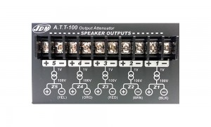 JD-MEDIA ATT-100 Output Attenuator