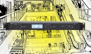 JD-MEDIA WT-1004 Programmierbarer Durchsage/Audio- und Jingleplayer