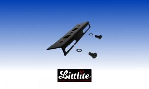 LITTLITE FDB Montageplatte für L-Sets an VESA-Monitorhalterungen