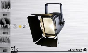 CONTEST SFX-HO150W LED-Projektor 150W