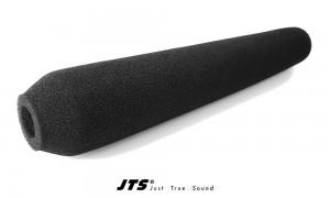JTS MS-14 Windschutz schwarz zu Shotgun-Mic