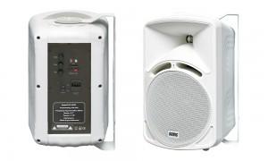 SONIC PUB35 Aktives Lautsprecher-Set Weiss