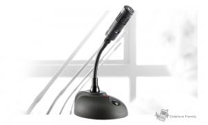SONIC JTS ST-5000T Kondensator Tisch-Mikrofon