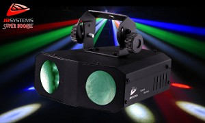 JB SYSTEMS SUPER BOOGIE LED-Lichteffekt