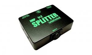 WHIRLWIND IMP SP 1x2 Splitter-Box